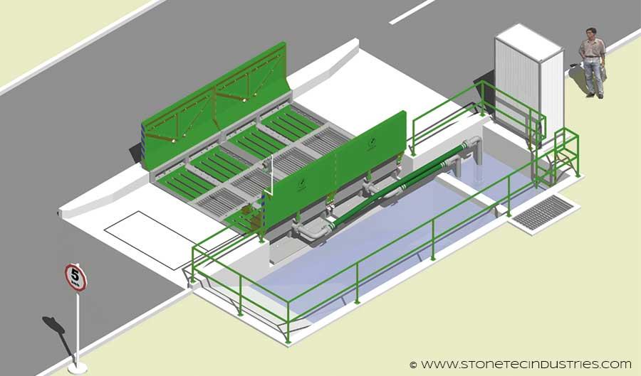 LKW Reifenwaschanlage_ST4800 TB